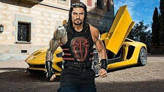 Roman Reigns's Luxury Lifestyle 2018