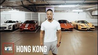 #DrivewayGoals: Using Hong Kong's Most Elite Car Park