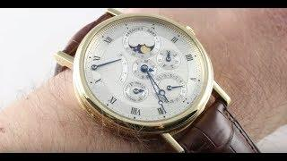 Breguet Classique Perpetual Calendar 5327BA/1E/9V6 Luxury Watch Review