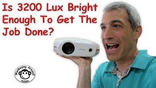 Is 3200 Lux Bright Enough To Get The Job Done? - Crenova XPE498 review