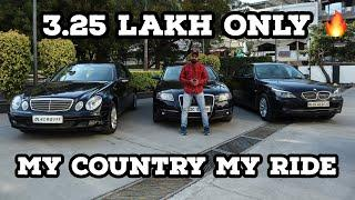 Luxury Cars Under 4 Lakh ???? | BMW | Audi | Mercedes | My Country My Ride