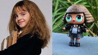 Куклы #LOL в реальной жизни 2 часть ???? Real Life LOL Surprise Dolls Part 2