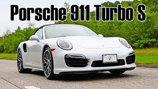 911 Turbo S, the Porsche super car