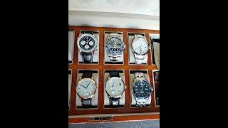 PAID WATCH REVIEWS - Jim's 6 piece Luxury Watch Collection