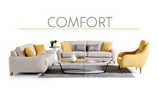 Comfort Koltuk Takımı Luxe Life Mobilya