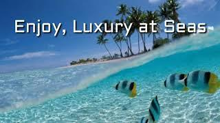Endless Luxury : India's FIRST Luxury Cruise from Mumbai to Goa
