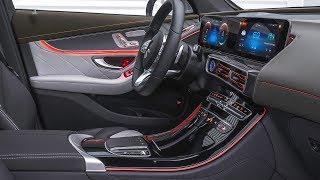 2019 Mercedes EQC 400 Interior - Ready to take on Tesla Model X