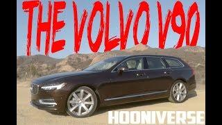 The Volvo V90 - Your luxury longroof is here