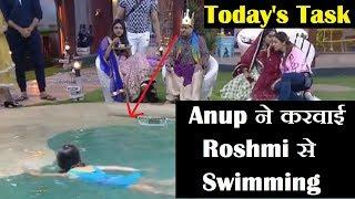 Roshmi in Pool For King Anup Jalota : Luxury Budget Task | Tonight Sneak-peak