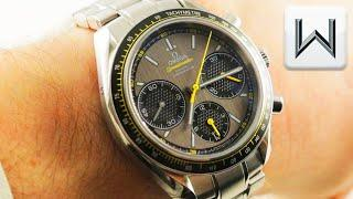 Omega Speedmaster Racing Chronograph (326.30.40.50.06.001) Luxury Watch Review