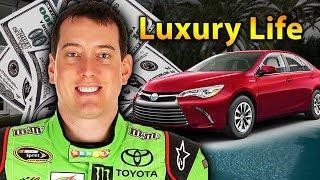 Kyle Busch Luxury Lifestyle | Bio, Family, Net worth, Earning, House, Cars