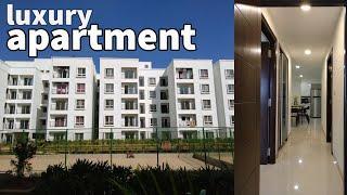 Luxury 3BHK Apartment at NR Wind Gates off Thanisandra Road Bangalore, Apartment Tour Video