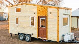 Absolutely Luxury Tiny Home on Wheels For Sale by MitchCraft Tiny Homes