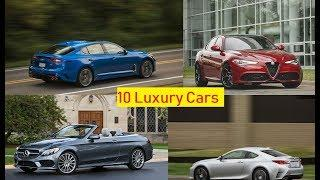 Top 10 Luxury Cars, Details and Price