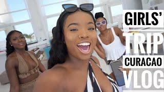CURACAO VLOG: Girls Trip || Gifty's 24th birthday turn up || Luxury Villa || ATV etc