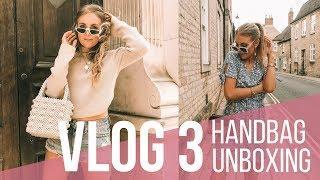 LUXURY HANDBAG UNBOXING | Weekly Vlog 3 | Sinead Crowe