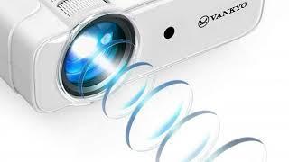 VANKYO Leisure 430 Mini Movie Projector, 3600 Lux Video Projector