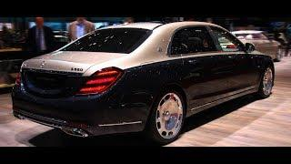 NEW 2019 - Mercedes Maybach S650 V12 Super Luxury - Interior and Exterior 2160p 4K
