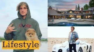 """Logan Paul Net Worth, Income, House, Cars, Pets, Family and Luxurious Lifestyle"""