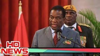 ED Mnangagwa Ditches Air Zimbabwe for Expensive Swiss Luxury Jet