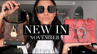 NEW IN: Luxury Designer Haul Gucci, Dior, Louis Vuitton | Nothing to wear? Rent it!