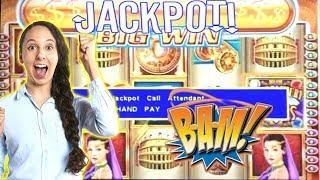 ★ JACKPOT WINNERS ON LIFE OF LUXURY SLOT BONUS - $12.00 MAX HANDPAY!!
