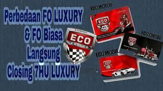 Closing 7HU FO Luxury dengan Penjelasan ini - 085727207995