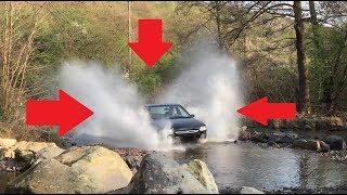 Ford Escort pickupot láttál már? Na mennyit bír? // Ford Escort crash test