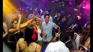 Dubai Night Club DUBAI LUXURY LIFE with VIP GIRLS at night CLUB