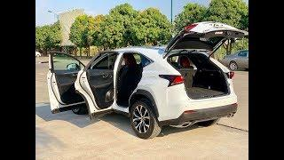 SecondHand Car | 2016 Lexus NX200t F-Sport Full Option White Color