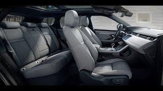 2020 Land Rover Range Rover Evoque luxury SUV Interior Exterior, All New Evoque 2020