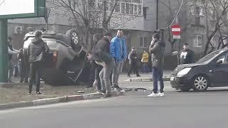 Accident in Ploiesti
