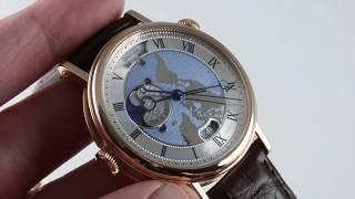 Breguet Classique Hora Mundi 5717BR/US/9ZU Luxury Watch Review