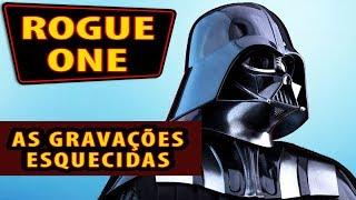 Curiosidades: STAR WARS ROGUE ONE - As Cenas Antigas Jamais Usadas Por George Lucas