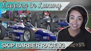 Lapping in Luxury - Skip Barber Race #3