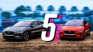 Jaguar I-PACE: Top 5 Things You Should Know!