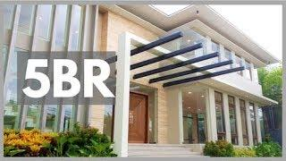 Ayala Alabang BRAND NEW Luxury House and Lot FOR SALE Open House Tour - Property ID: A4