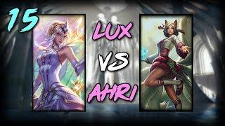 Road To Diamond #15 | Mid: Lux vs. Ahri - League of Legends [Full Gameplay]