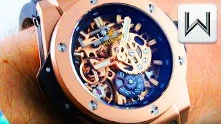 Hublot Big Bang MECA-10 King Gold (414.OI.1123.RX) Luxury Watch Review