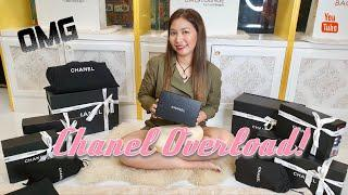 Chanel Massive Luxury Haul