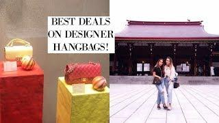 HOW TO GET LUXURY BAGS FOR LESS | WHERE TO BUY PRE--LOVED DESIGNER GOODS FOR LESS