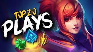 LoL Top 20 Plays Week #32 | League of Legends