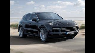 Porsche Cayenne SUV 2018 Car Review