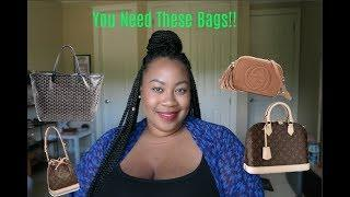Top 5 Bags to Start a Luxury Handbag Collection!