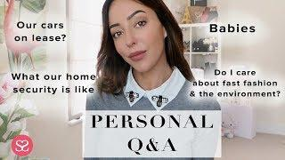 Stuff I've Never Spoken About on YouTube! | PERSONAL Q&A | Sophie Shohet