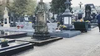 Luxembourg,  Toussaint day 01.11.18. День всех святых в Люксембурге.