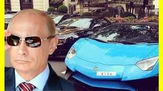 Vladimir Putin Cars And Yachts Collection $650000000 Expensive Luxury Lifestyle