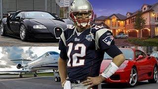 Luxury Lifestyle Of Tom Brady  2018