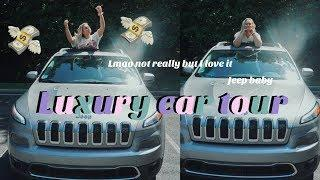 luxury car tour lol