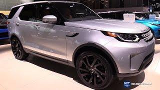 2018 Land Rover Discovery HSE Luxury - Exterior and Interior Walkaround - 2018 New York Auto Show